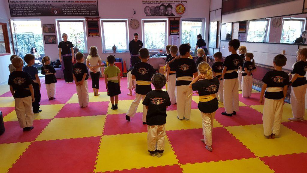 Kampfsport Kinder Muenchen 2