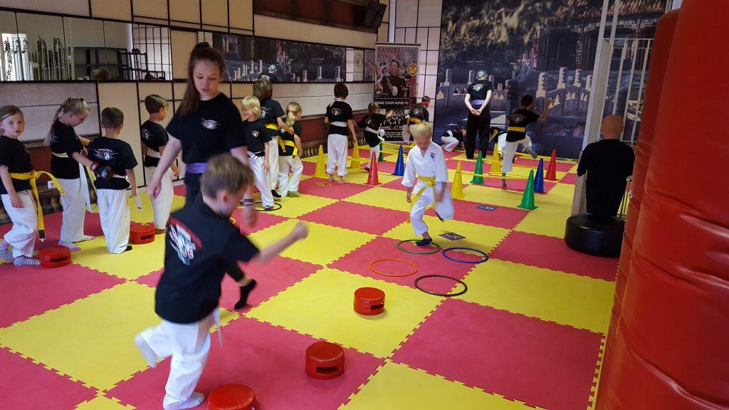 Kampfsport Kinder Muenchen