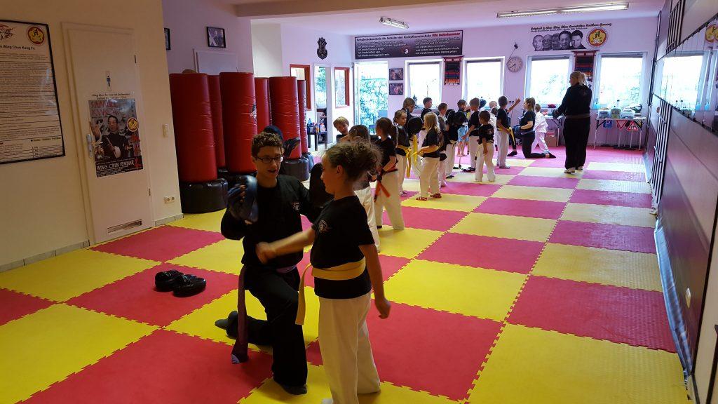 Kinder Kampfsport Muenchen 7