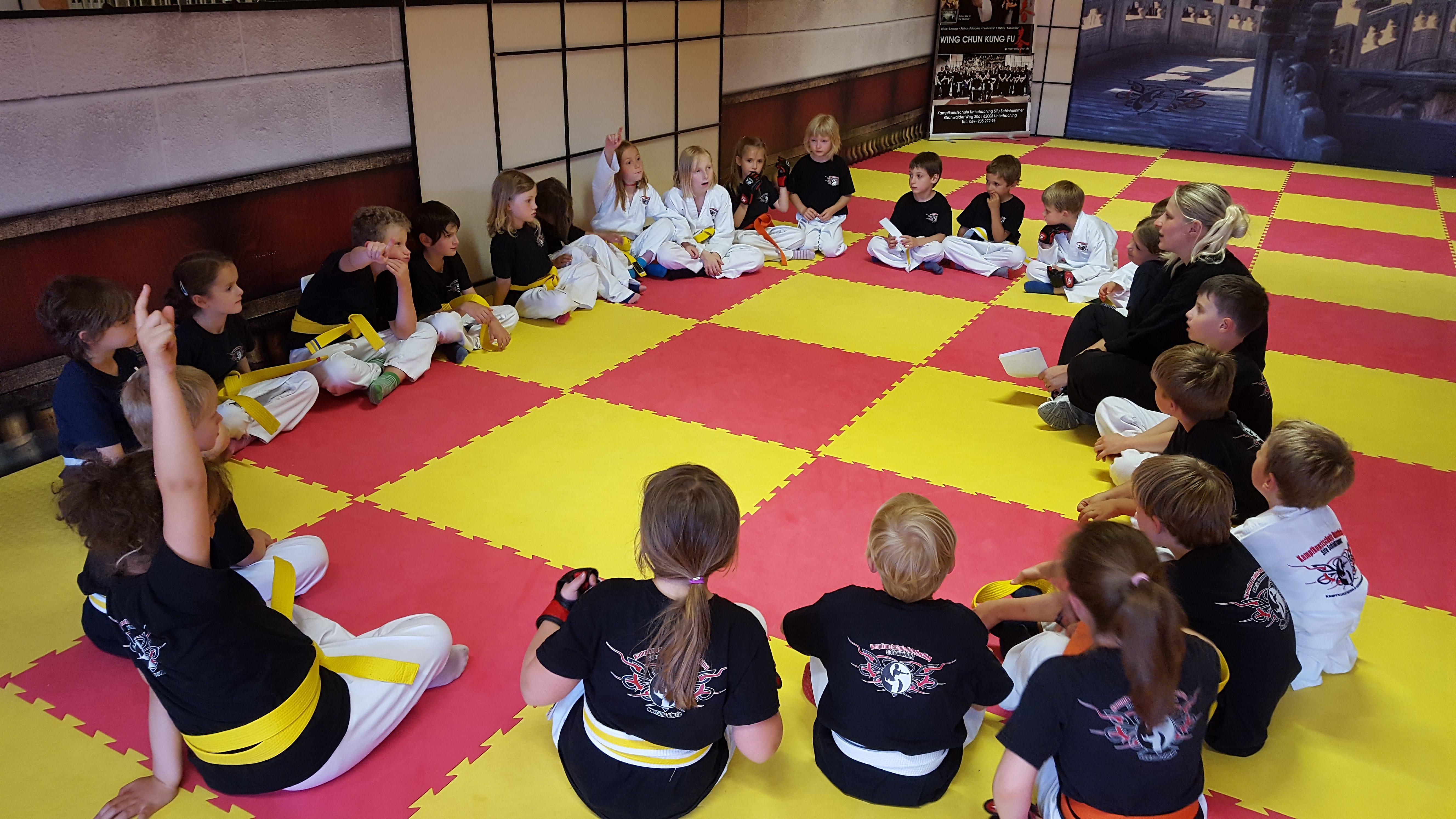 Kinder Kampfsport Muenchen