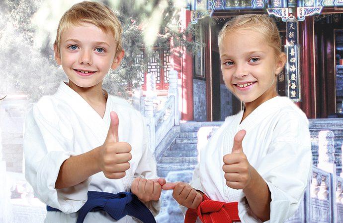 Wing Chun Kinder