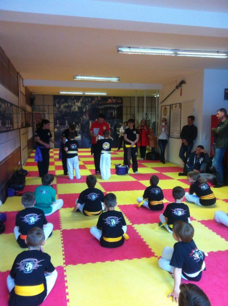 Kinder Karate München