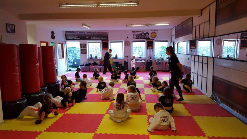 Kinder Selbstverteidigung Muenchen