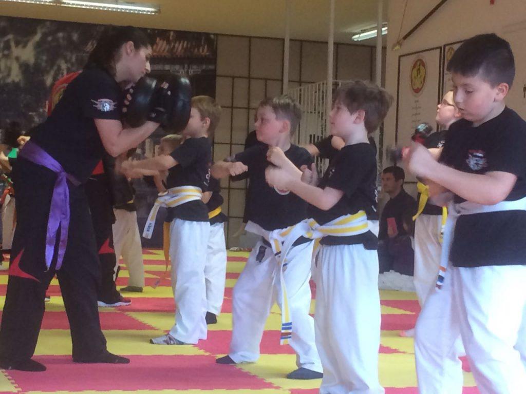 Kinder Karate Muenchen 3