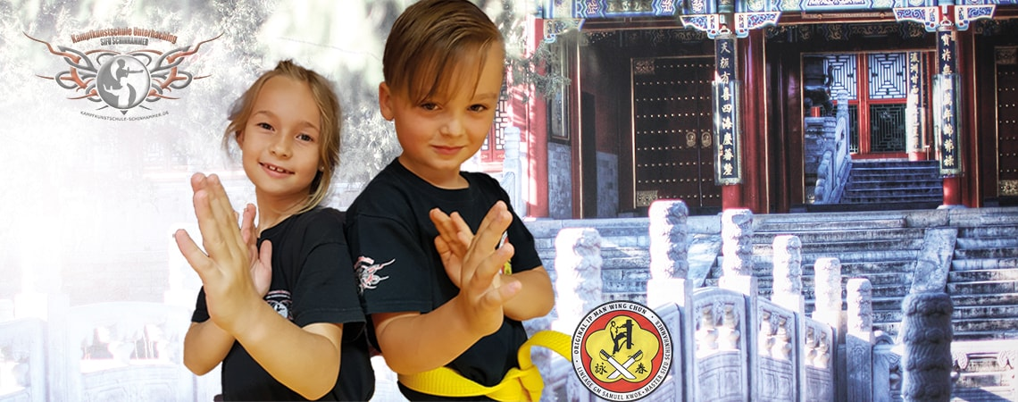 Kinder Kung Fu München