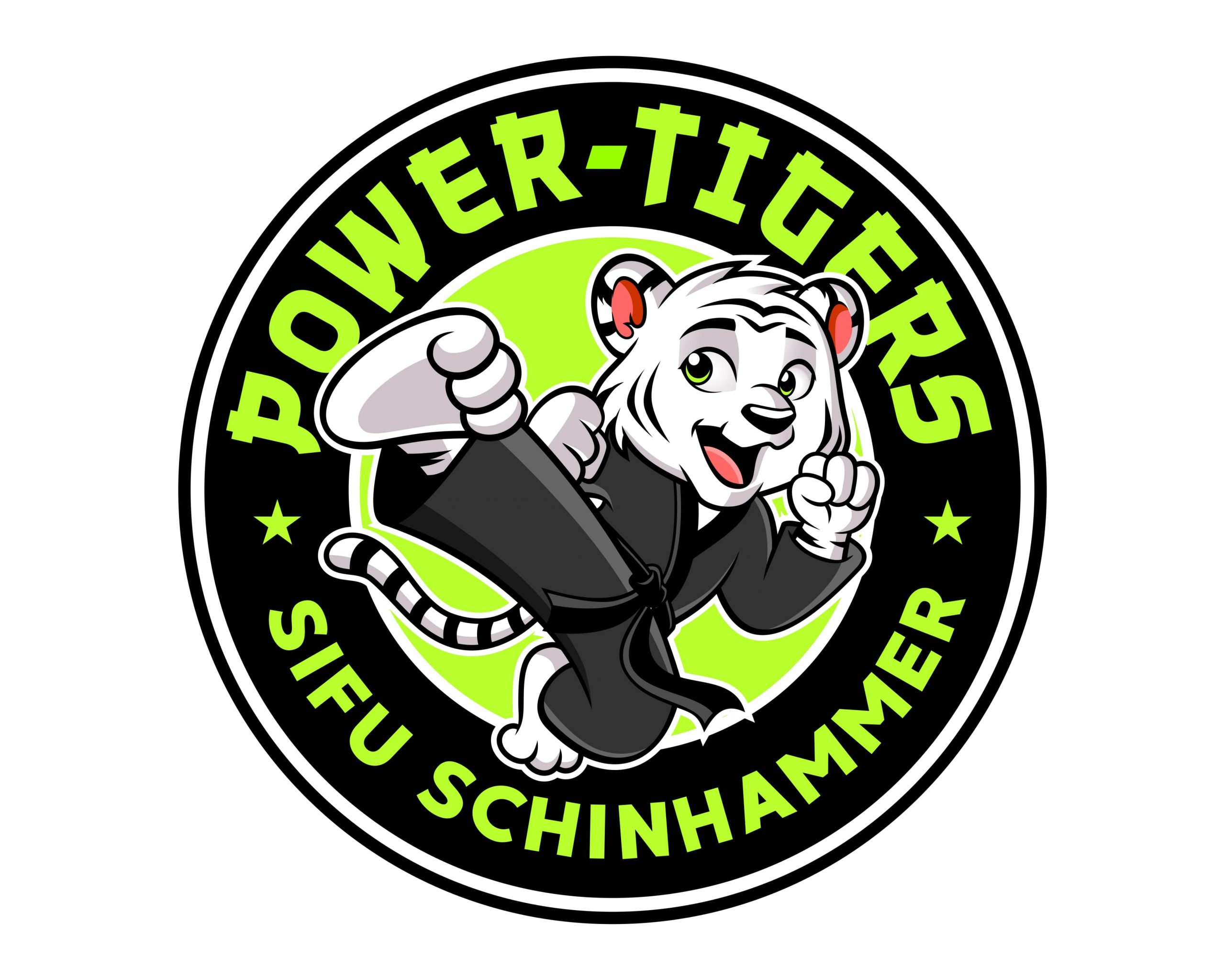 Power Kids - Power Tigers 6 - 10